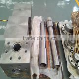 API 6A&API Q1 AISI 4130/4140 low alloy or AISI 410 SS steel Crosses and tees