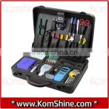Universal Fiber Optic Tool Kit KomShine KFS-35/Fusion Splicing Toolkit/FTTH Assembly/Connector Installation Kit