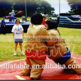 2016 Hot sales sumo bubbles,sumo costume,inflatable sumo wrestling suits