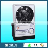 220V Desktop Ion blower Fan/Antistatic electric blower/Cross Flow Overhead Antistatic lonizing air blower