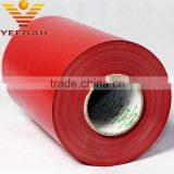 Fireproof cloth material silicone rubber coated fabric