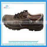 top selling black mens safety shoe, steel toe safety work shoe, action leather steel insole safety boots factory price