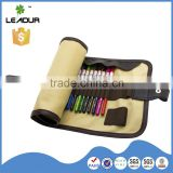promotion artists colored pencils with roll up case                                                                         Quality Choice