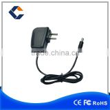ac 110v-220v charger ,portable wall lithium battery phone power bank charger with cable 5V 1A