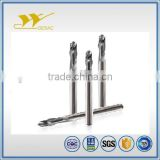Solid Tungsten Carbide Aluminum Router Bit For Aluminum Base