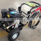 High pressure washer 248bar (3600 psi) with honda type gasoline engine GX390 for garden and agriclture