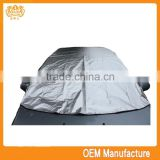 aluminum film pp cotton printing car sunshade , sunshade fabric