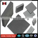 Customized high hardness tungsten carbide flats bar for machine 1mm-200mm tungsten carbide flat