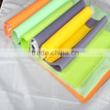 Directly manufacture high temperature adhesive soft silicone rubber membrane sheet