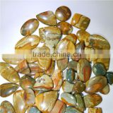 NATURAL AMERICAN JASPER CABOCHON BEAUTIFUL COLOR AMAZING QUALITY LOT