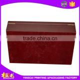Hot China factory trophy wooden box with most popular
