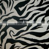 Cotton/Spandex printed stocklots fabric