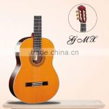 Top solid ceder neck mahogany chinese trendy classical guitar prices best price
