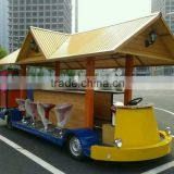Bestar 2015 Brand New Mobile Food Cart Shop Design coffee car with counter