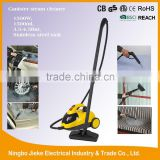 1500W stainless hevy duty high pressure industrial car steam cleaner for home kitchen window floor carpet