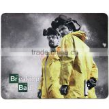 breaking bad game playing rubber mouse pad