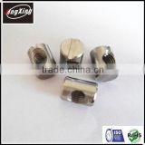 good quality customized stainless steel 316 barrel nut M6