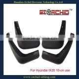 car mud guard for IX35 10-on use