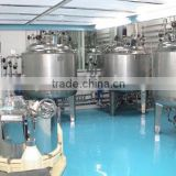 Ultra-high Temperature small uht milk plant / small uht sterilization machine/small milk pasteurization machine