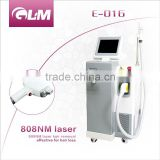 Portable hair removal machine/ 808nm diode laser machine/ non-invasive hair removal machine