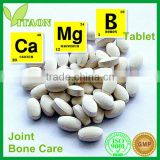 1800 Mg ISO GMP Certificate and OEM Private Label Magnesium and Boron and Calcium Powder Tablet