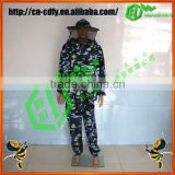 honey bee 100% cotton coverall beekeeping suit