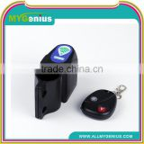 Remote Wireless Bike Alarm Bicycle Code Alarm With Patent
