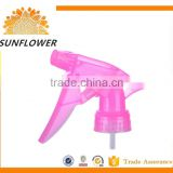 China wholesale hand plastic 28/410 garden trigger sprayer water triger sprayer SF-A 28/400 28/410