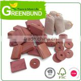 Cedar Shaped Block Shoe Sachet Tree Anti Moth