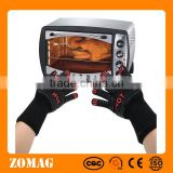 Perfect For Fireplace, BBQ, Fire Pit, Oven, Cooking, bbq grill gloves/ Heat Resistant Gloves