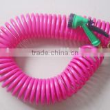 EVA Garden pipe 8mm*5mm Portable Irrigation Hose Eva Coil Hose By Jinrui for eva coil hose