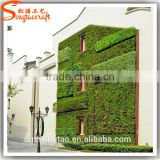 Hot selling latest plant artificial walls new design customized plant artificial wall