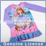 children sleepwear beautiful girl's dress