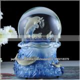 hot sale dolphin water globe