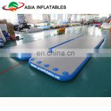 Inflatable Bouncing Mat / Inflatable Gymnastics Landing Mat for Gym