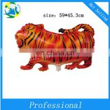 (DX-QQ-0010)24'' *18'' TIGER SHAPED INFLATABLE BALLOON