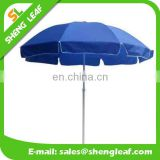 Stainless Steel Pole Material and Umbrella Type beach umbrella