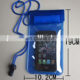 waterproof pvc phone bag