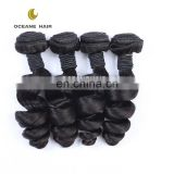 Luxury high quality best grade loose wave asian products wholesale virgin unprocessed brazilian loose wave hair