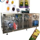 plastic bottle spicy jam sauce packing machine