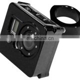 Billet black aluminum Waterproof case for camera