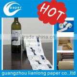 Environmental transparent kis cut small stickes labels paper/waterproof adhesive printing lovely decorative sticker