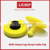 LC-RD21 Low Frequency 134.2khz Sheep/Cattle/Cow/Pig using RFID animal ear Tag