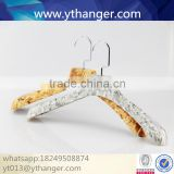 Luxury touch special rubber hanger custom plastic hangers for clothes metal                                                                                                         Supplier's Choice