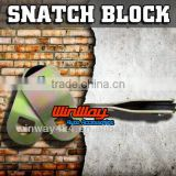 4WD OFF ROAD RECOVERY SNATCH BLOCK for 4wd Dyneema and Wire Rope