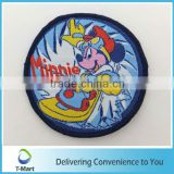 Mini Mouse Embroidery Badge/Sticker/patch design for clothings, bags, and garments