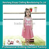 Baby Frock Kid Clothes/ Wholesale Children's Boutique Girl Dresses Clothing