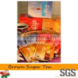 Health Food Product Flavored Tea Brown Sugar Ginger Tea