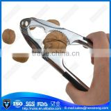 Stainless steel nutcracker/walnut cracker/walnut peeling cracker