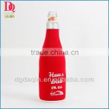 wholesale neoprene bottle cooler sleeve